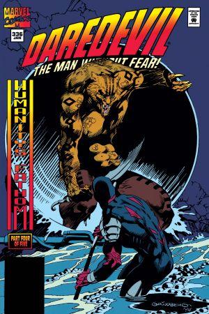 Daredevil #336