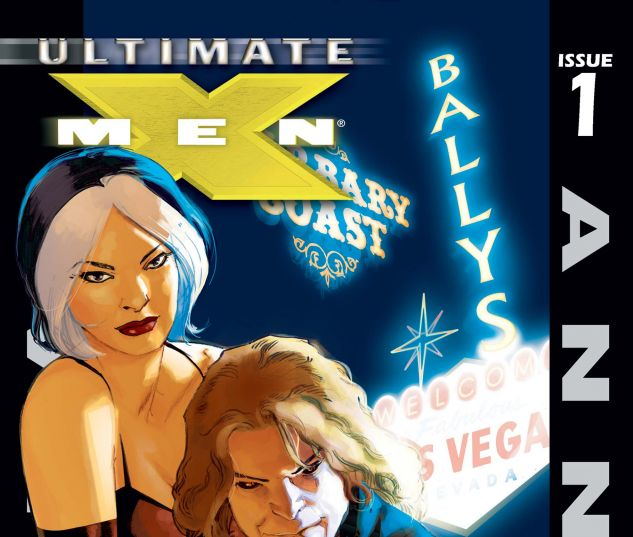 Ultimate X-Men Annual (2005) #1