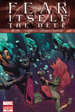 Fear Itself: The Deep #3