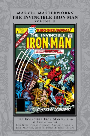 Marvel Masterworks: The Invincible Iron Man Vol. 11 (Hardcover)