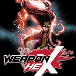Infinity Wars: Weapon Hex
