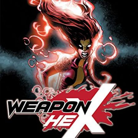 Infinity Wars: Weapon Hex (2018)