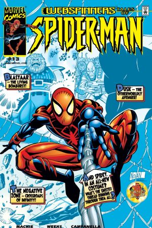 Webspinners: Tales of Spider-Man #13