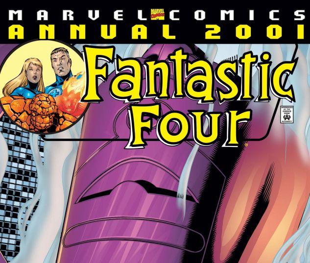 FANTASTIC FOUR ANNUAL 2001 1 (2001) #1