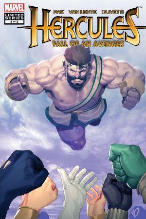 Hercules: Fall of an Avenger #2