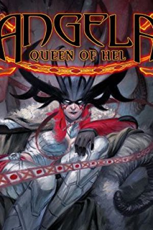 Angela: Queen of Hel (2015 - 2016)