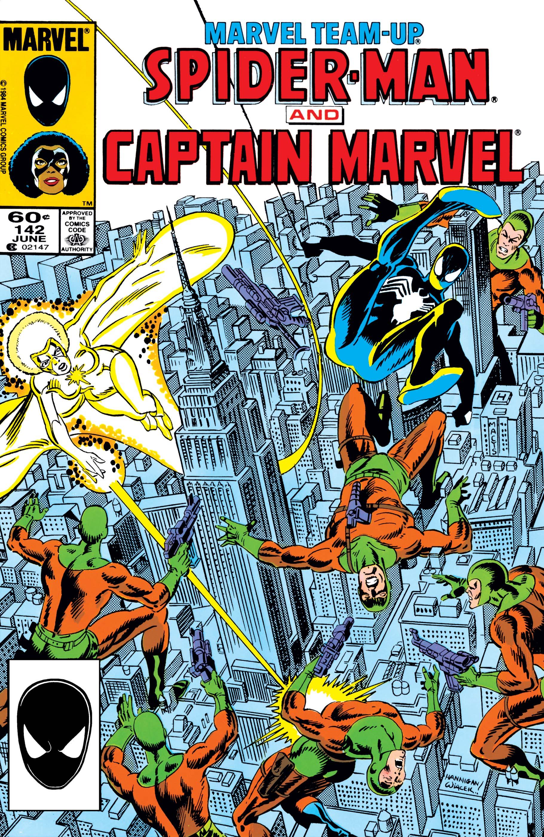 Marvel Team-Up (1972) #142