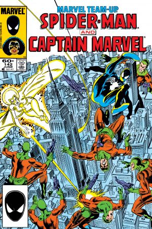 Marvel Team-Up #142