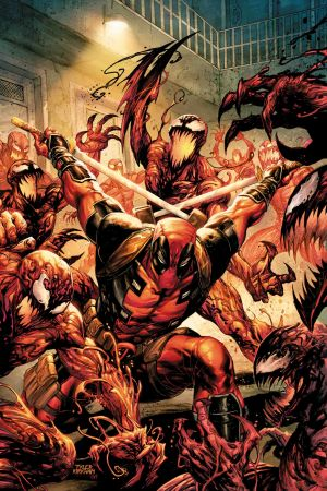 Absolute Carnage Vs. Deadpool #1