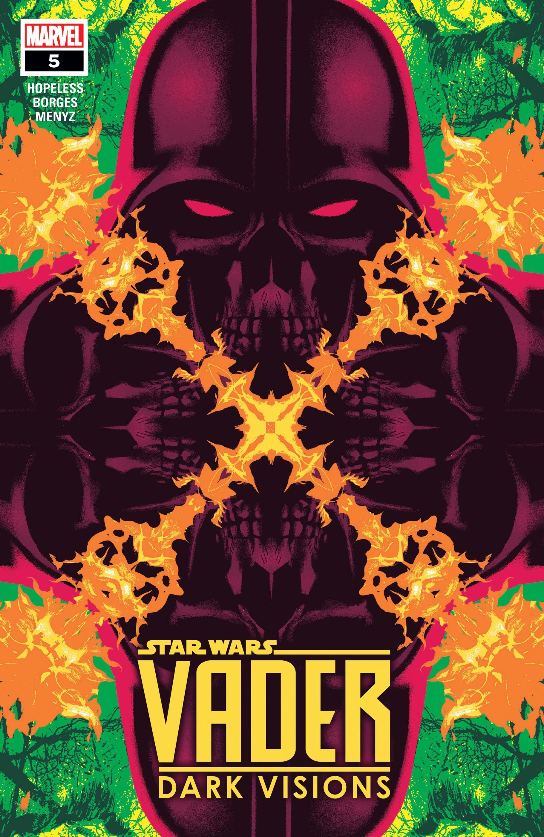 Star Wars: Vader - Dark Visions (2019) #5