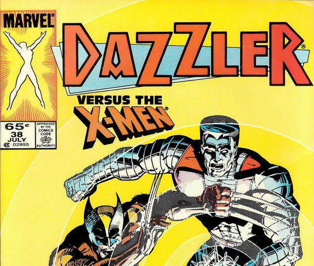 Dazzler #38
