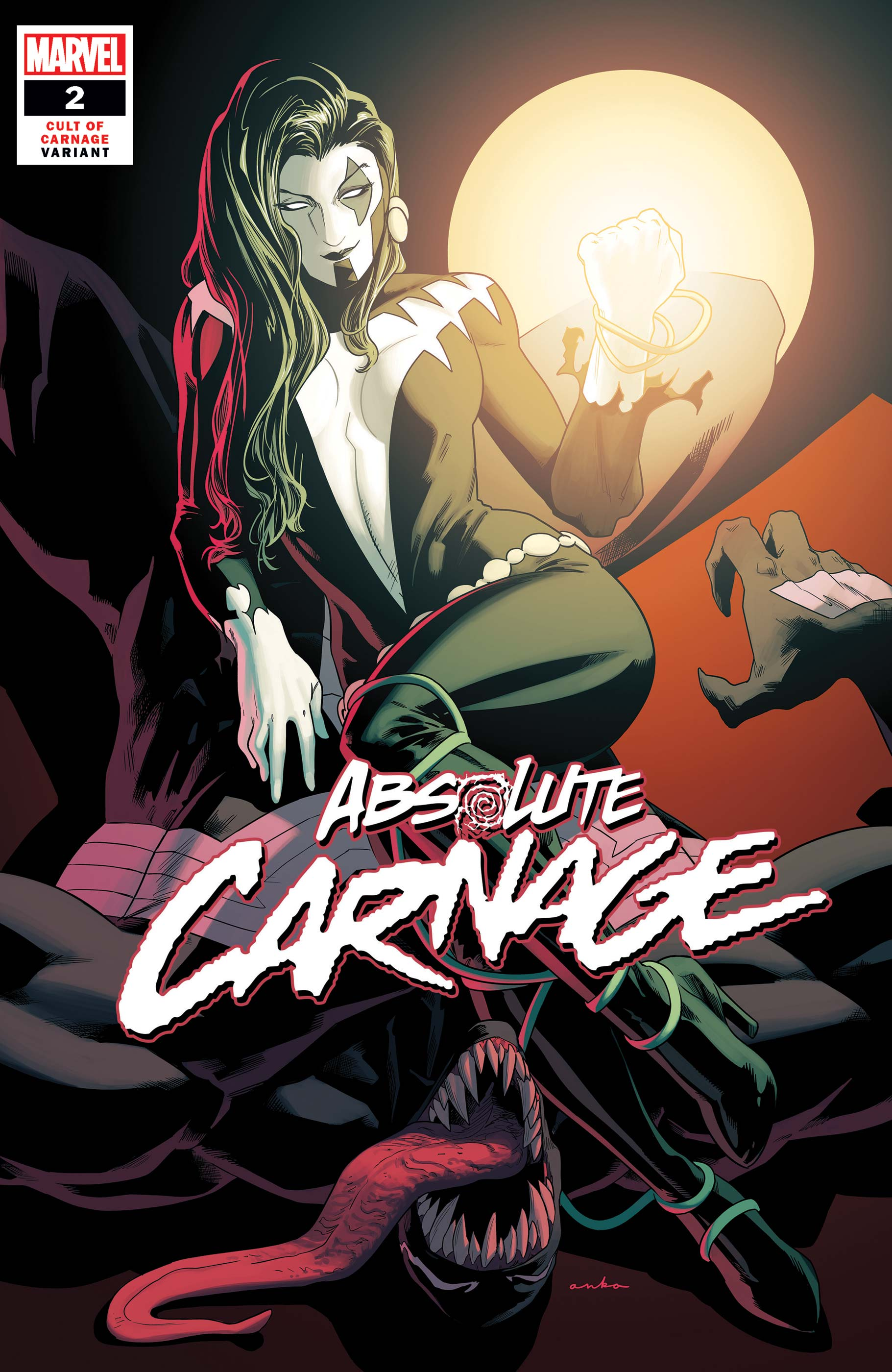 Absolute Carnage (2019) #2 (Variant)