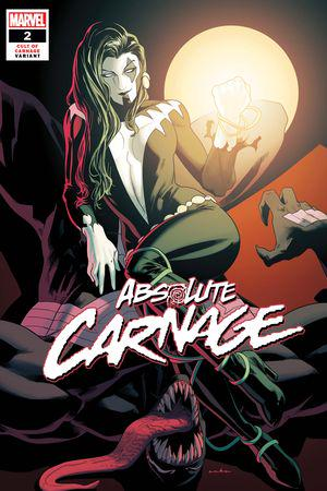 Absolute Carnage #2  (Variant)