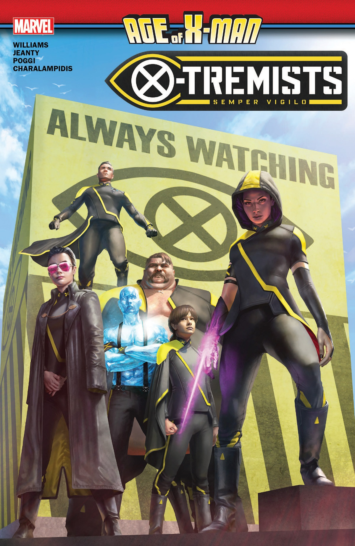 Age Of X-Man: X-Tremists (Trade Paperback)