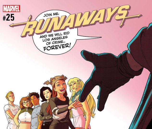 Runaways #25