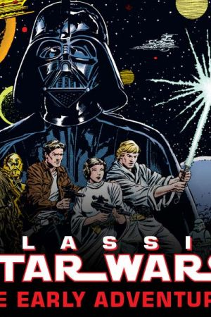 Classic Star Wars: The Early Adventures (1994 - 1995)