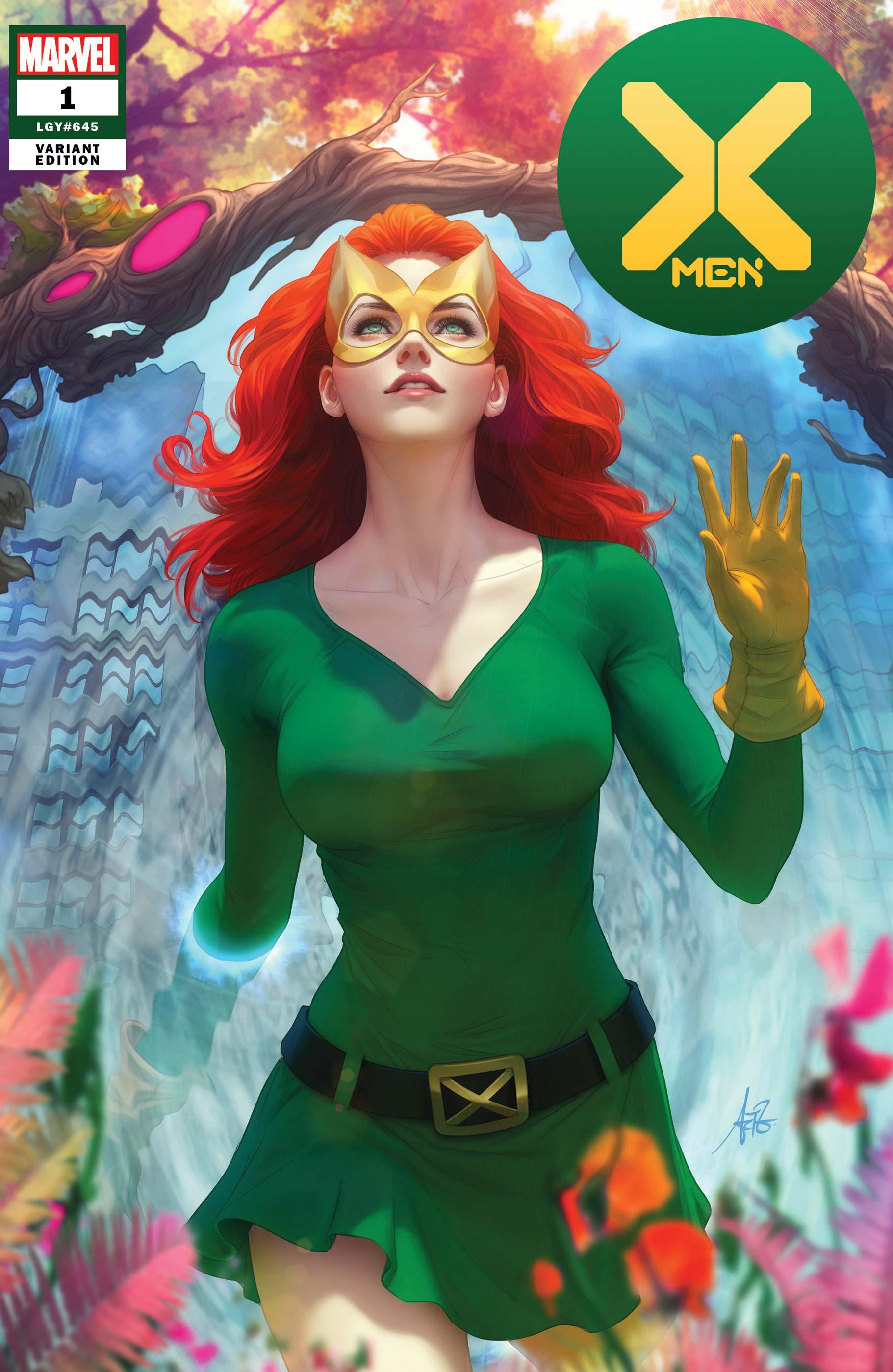 X-Men (2019) #1 (Variant)