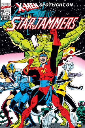 X-Men: Spotlight on Starjammers (1990) #1