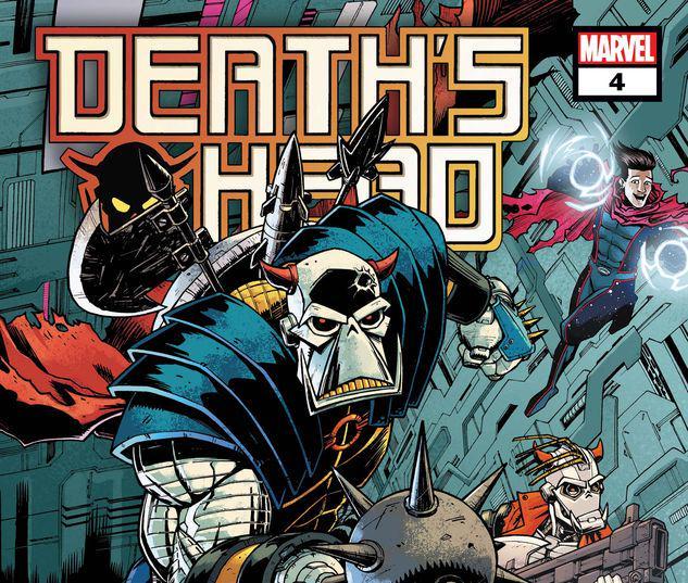 Death's Head #4