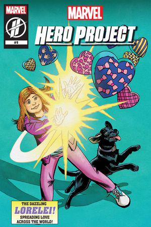 MARVEL'S HERO PROJECT SEASON 1: THE DAZZLING LORELEI (2019) #1
