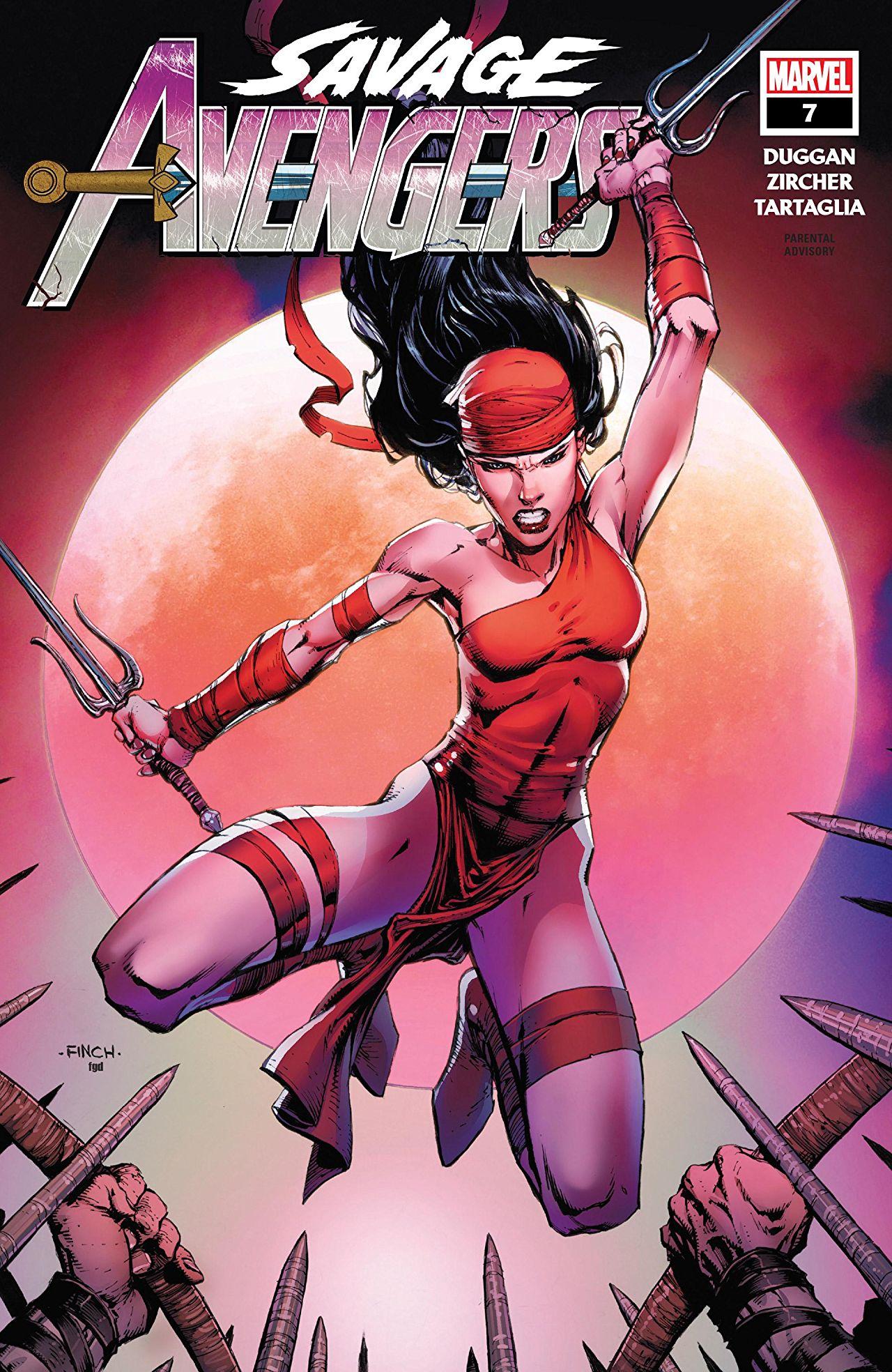 Savage Avengers (2019) #7