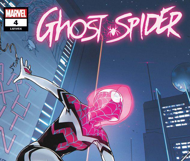 Ghost-Spider #4