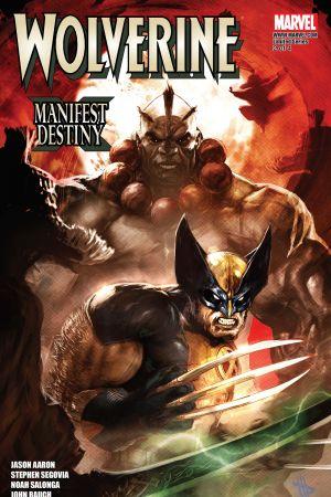 Wolverine: Manifest Destiny #2