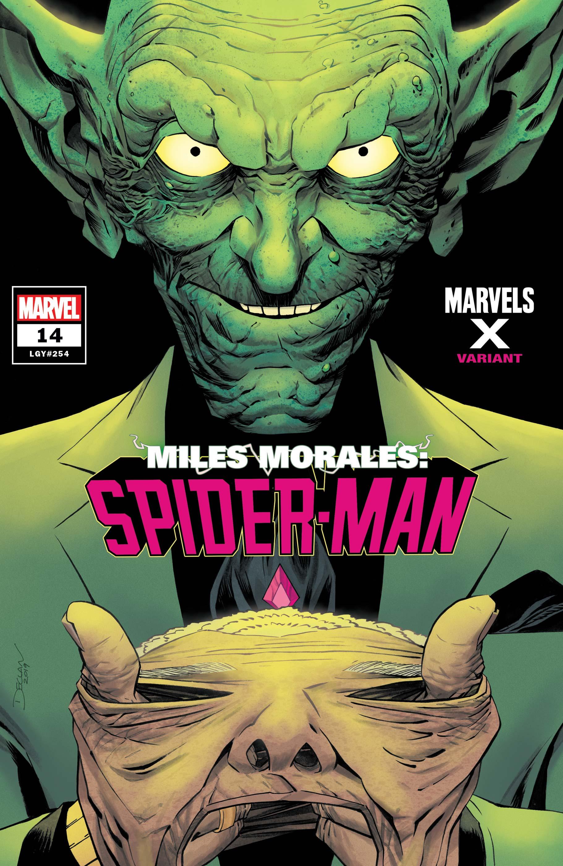 Miles Morales: Spider-Man (2018) #14 (Variant)