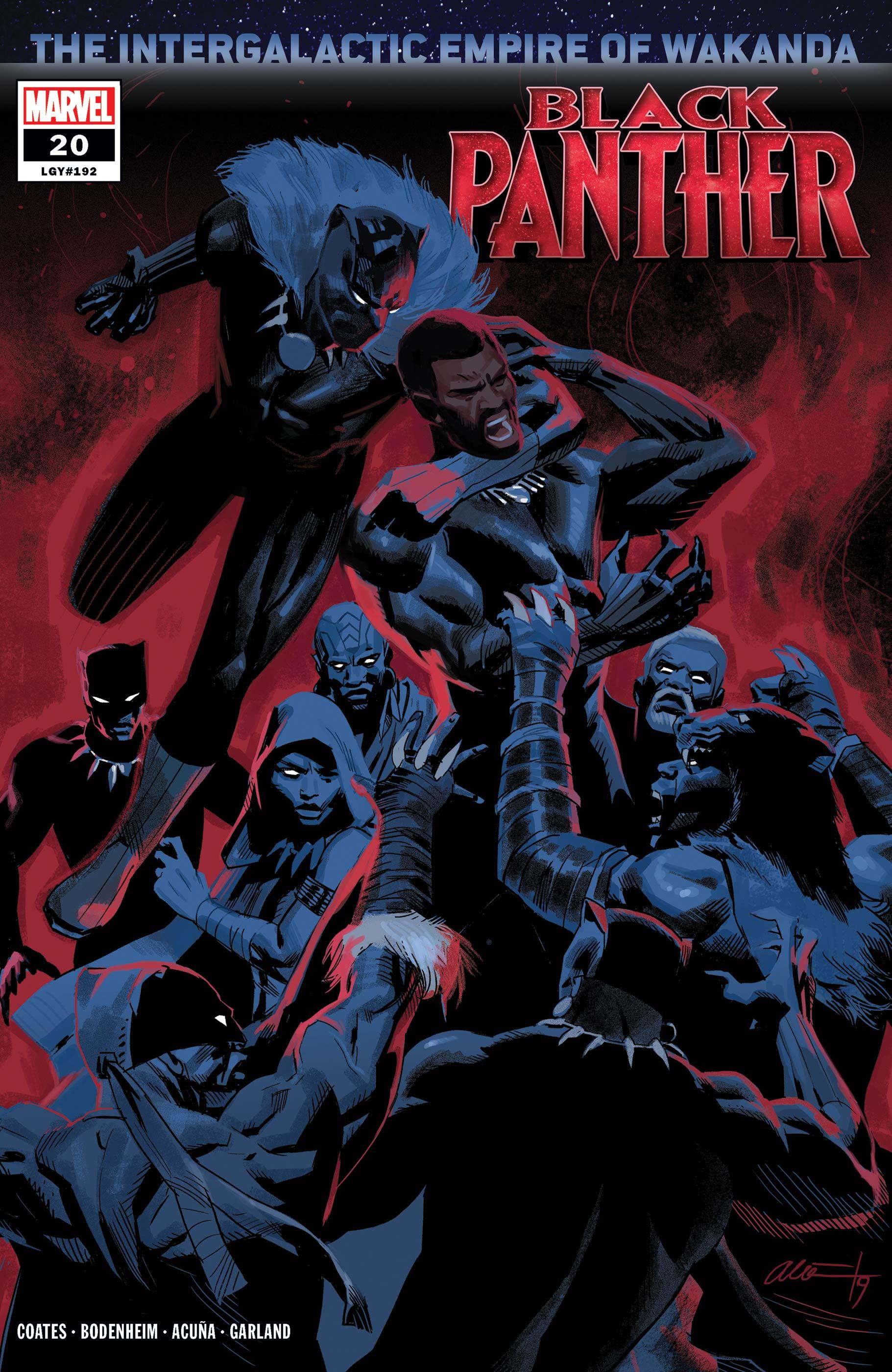 Black Panther (2018) #20