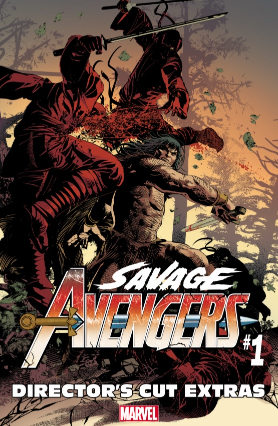 Savage Avengers (2019) #1 (Director's Cut Edition)