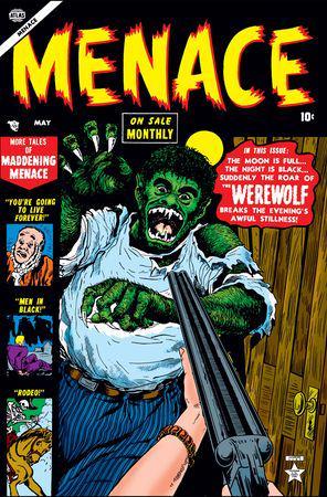 Menace (1953) #3
