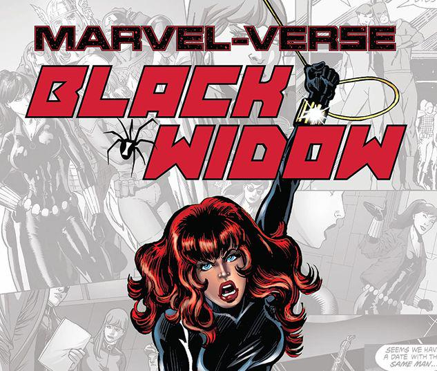 MARVEL-VERSE: BLACK WIDOW GN-TPB #1