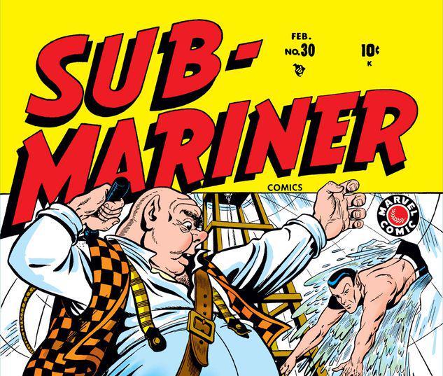 Sub-Mariner Comics #30