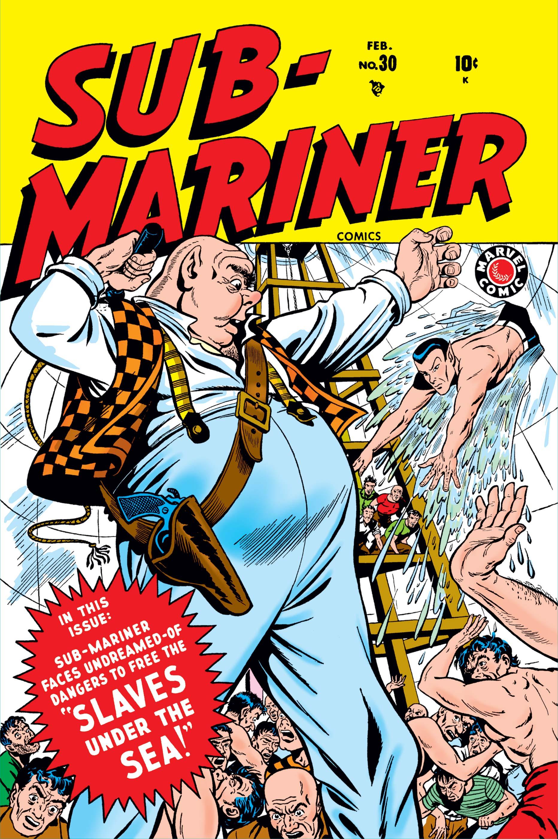 Sub-Mariner Comics (1941) #30