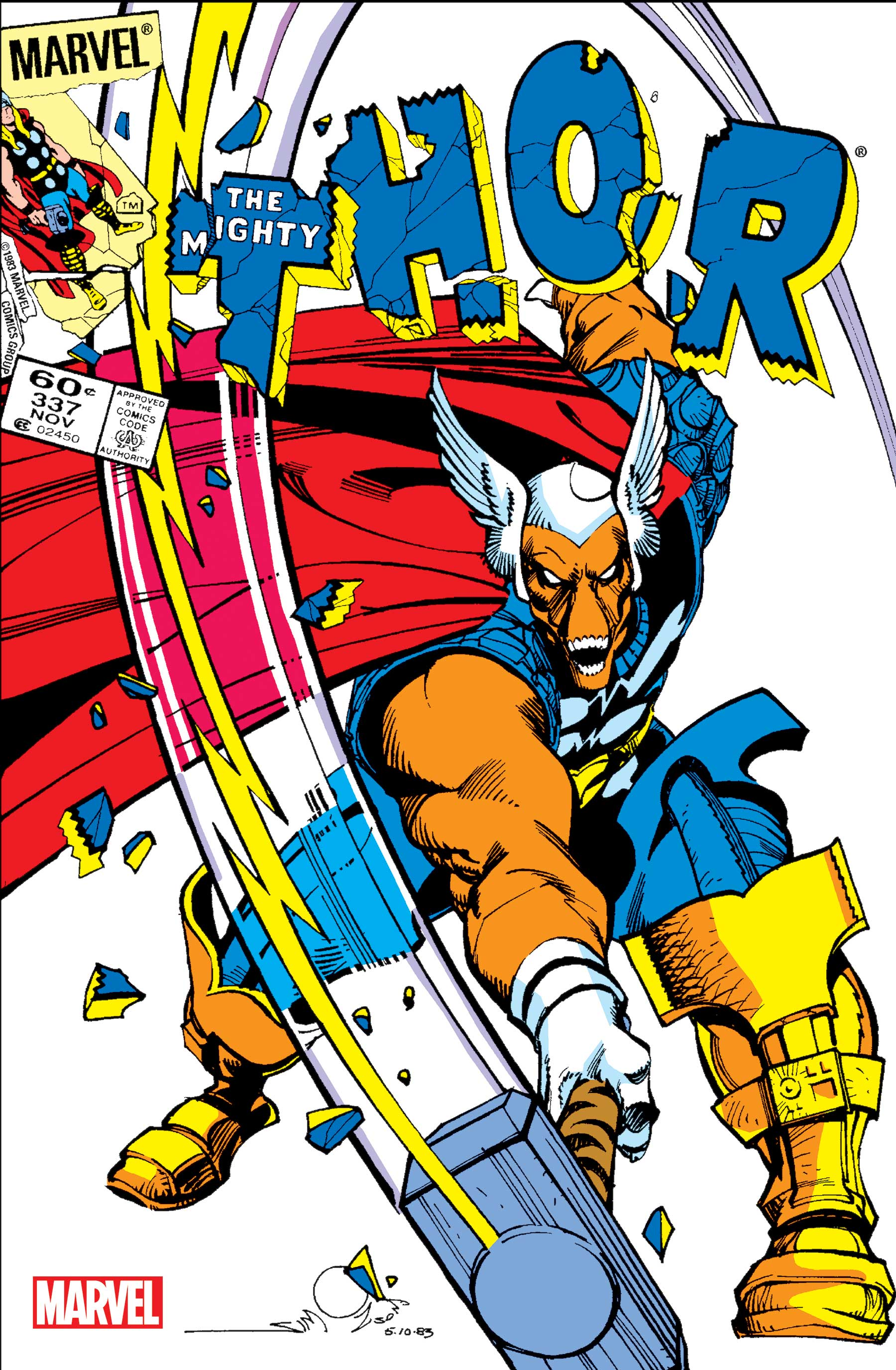 True Believers: King In Black - Beta Ray Bill (2020) #1