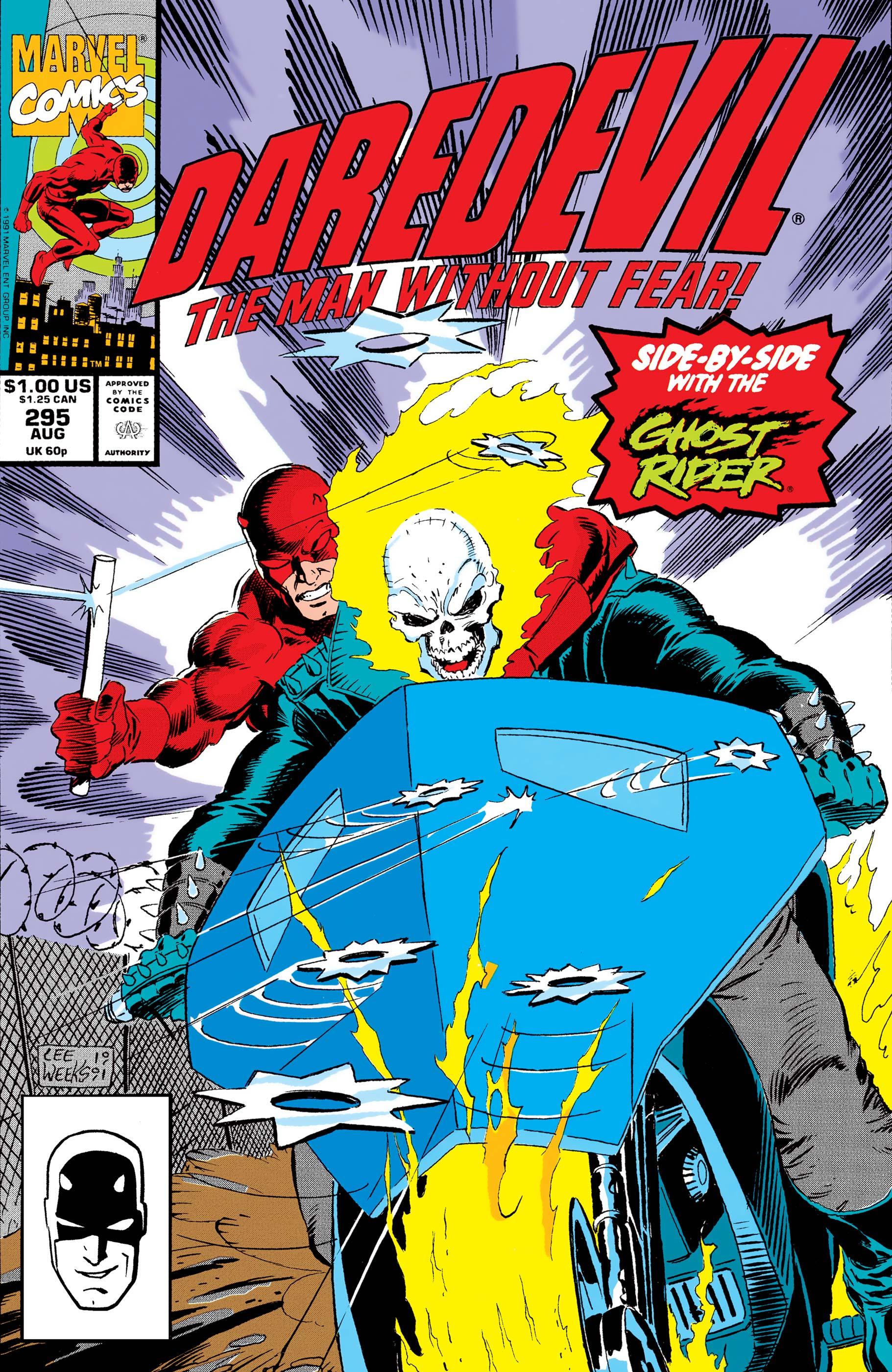 Daredevil (1964) #295