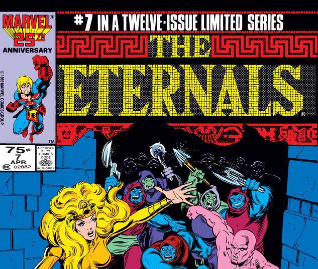 The Eternals #7