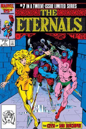 The Eternals (1985) #7