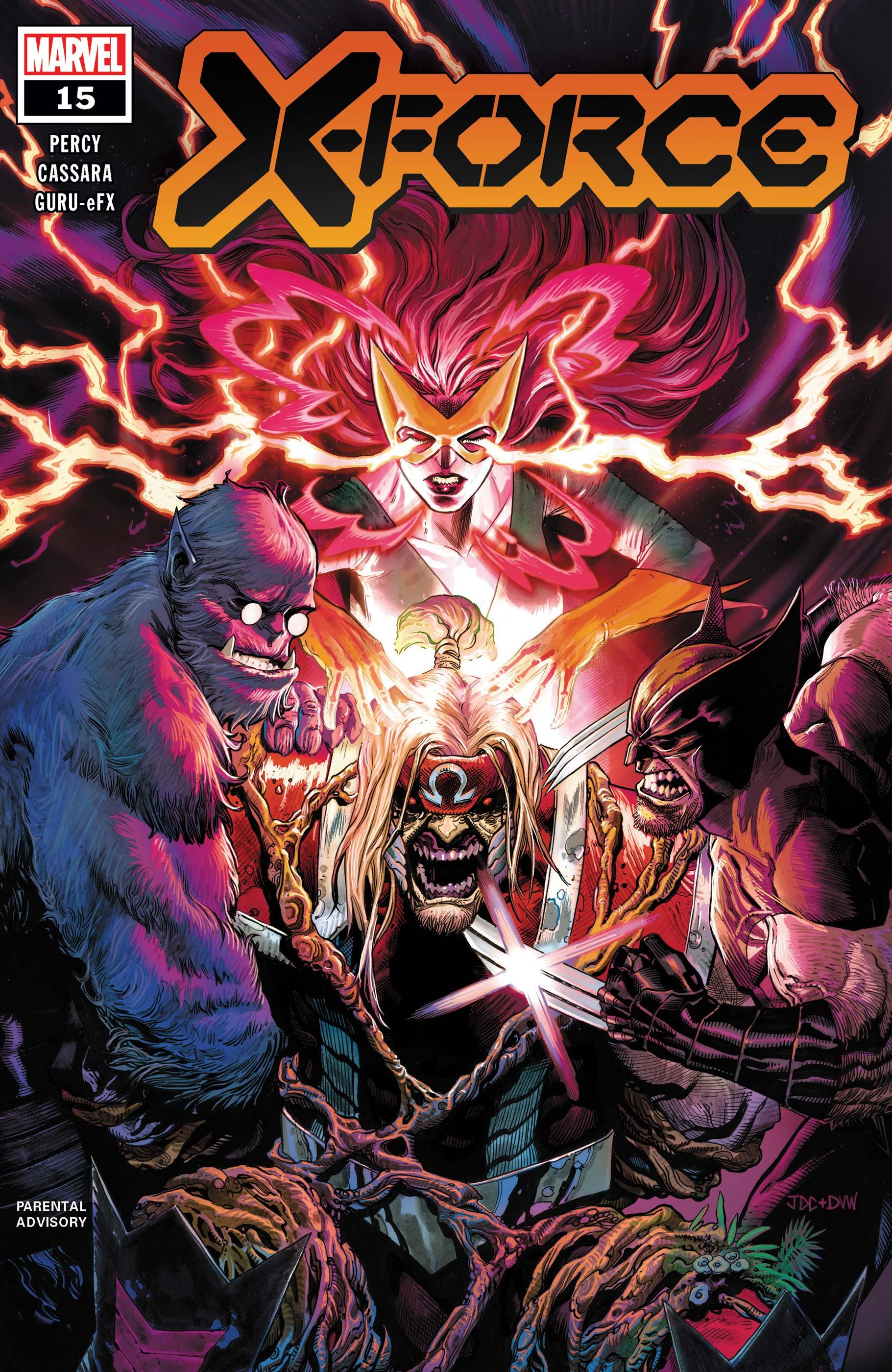 X-Force (2019) #15
