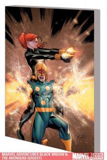 Marvel Adventures Black Widow & the Avengers (Digest) (Digest)