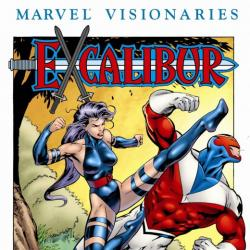 Excalibur Visionaries: Alan Davis Vol. 2 (Trade Paperback)