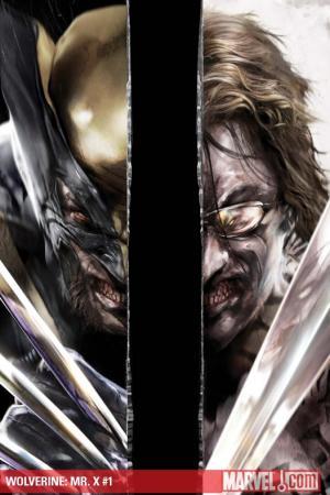 Wolverine: Mr. X (2010)