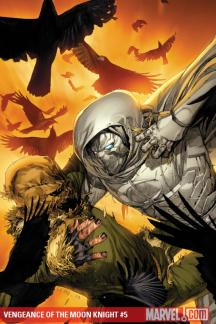 Vengeance of the Moon Knight #5