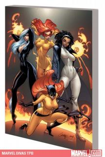 Marvel Divas (Trade Paperback)