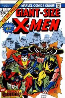 Giant Size X-Men (1975) #1