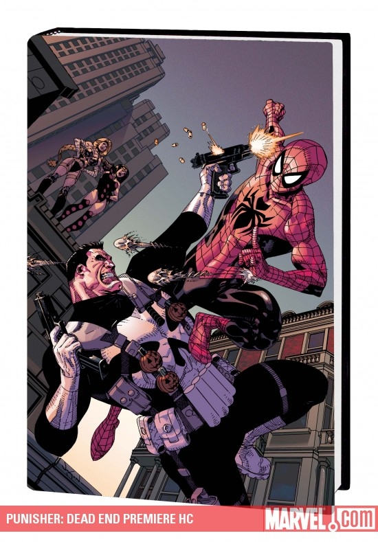 Punisher: Dead End (Hardcover)