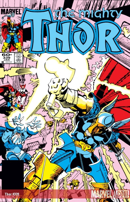 Thor (1966) #339