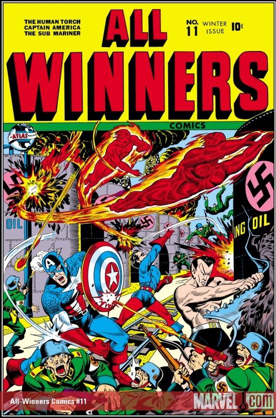 All-Winners Comics (1941) #11