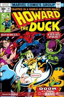 Howard the Duck (1976) #10