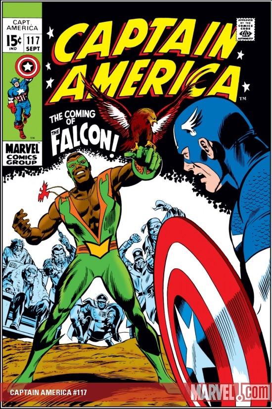 Captain America (1968) #117